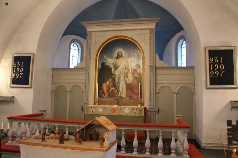 Östra Tommarps kyrka
