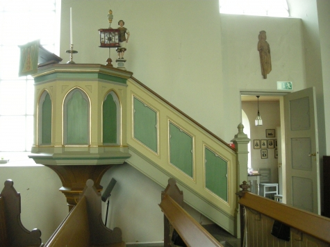 Synnerby kyrka