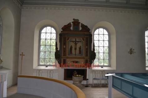Skallmeja kyrka
