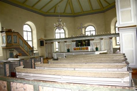 Stenums kyrka