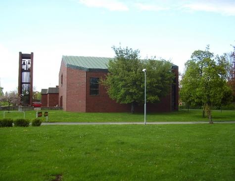 Fredriksbergs kyrka