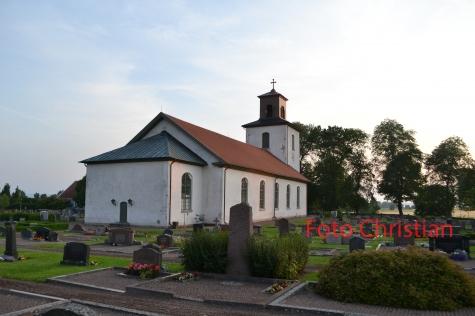 Broddetorps kyrka
