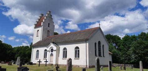 Trävattna kyrka