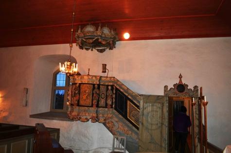 Gillstads kyrka