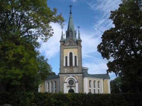 Mellby kyrka