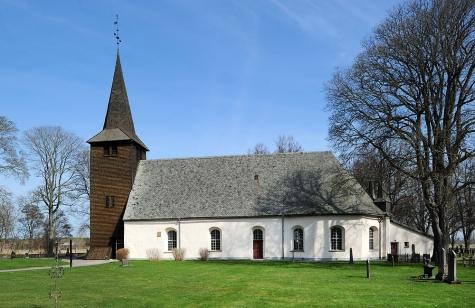 Amnehärads kyrka
