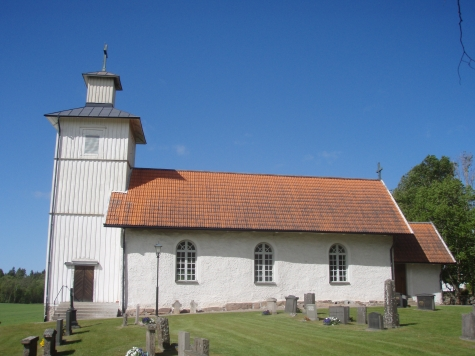 Färeds kyrka