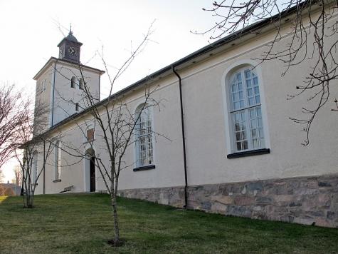 Hova kyrka