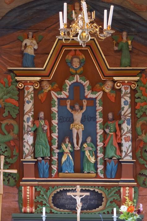 Älgarås kyrka