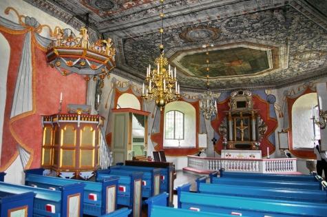 Leksbergs kyrka