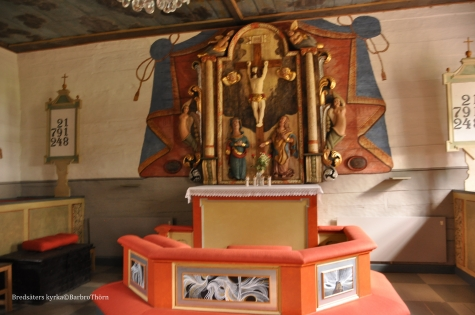 Bredsäters kyrka