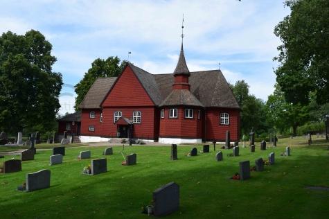 Bottnaryds kyrka