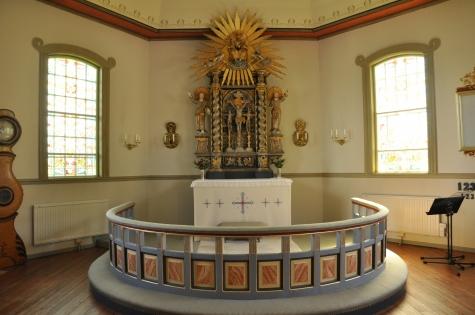 Strängsereds kyrka