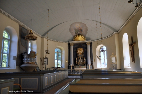 Liareds kyrka