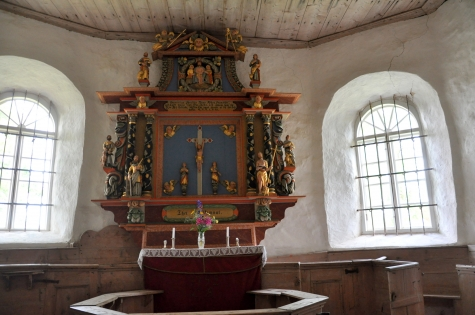 Ornunga gamla kyrka