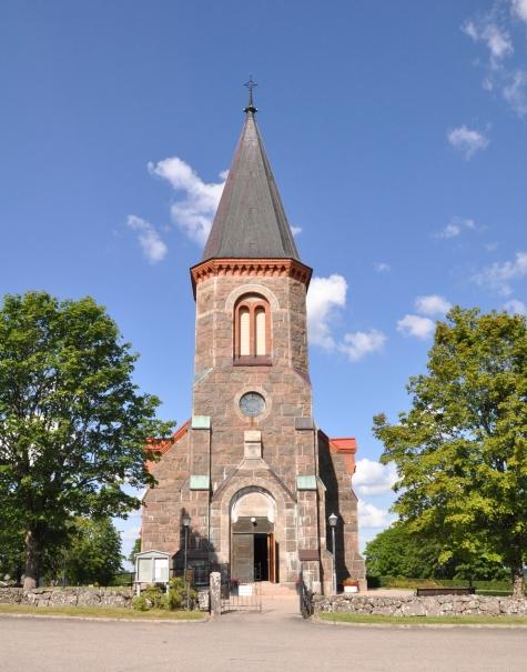 Ornunga kyrka