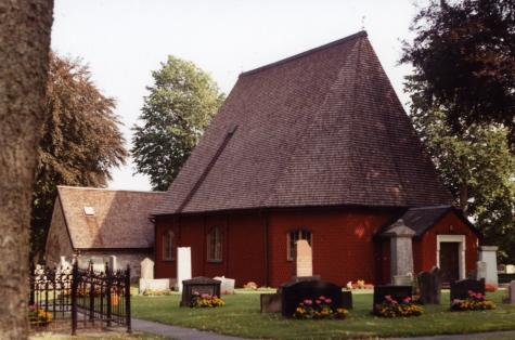 Kvistbro kyrka