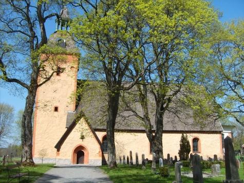 Ösmo kyrka