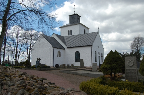 Hallaröds kyrka