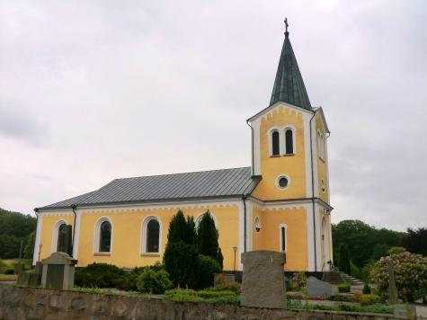 Tjörnarps kyrka