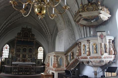 Knislinge kyrka