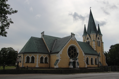Västra Vrams kyrka