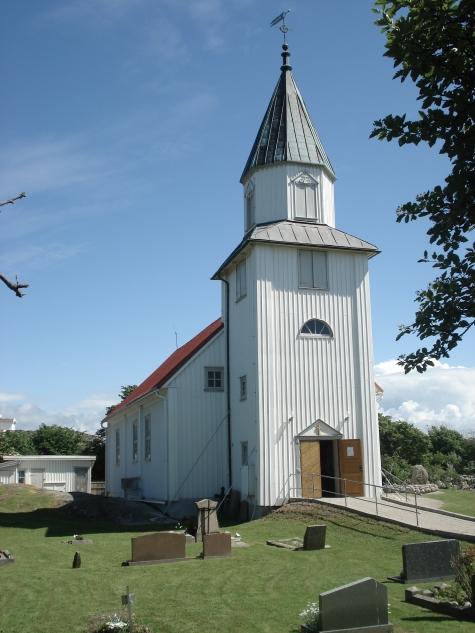Käringöns kyrka