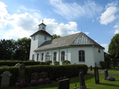 Håcksviks kyrka