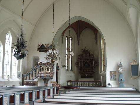 Alfshögs kyrka