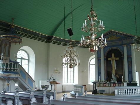 Vessige kyrka