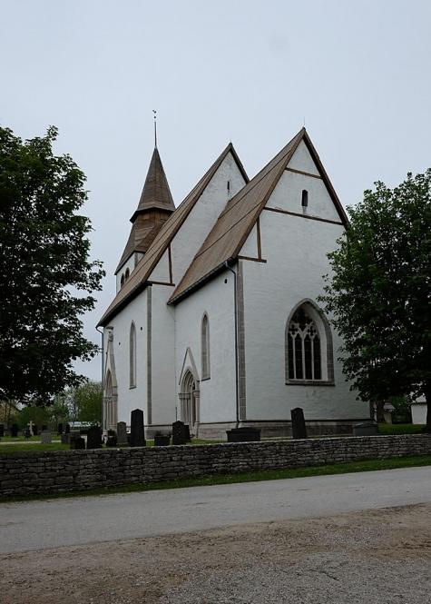 Hörsne kyrka