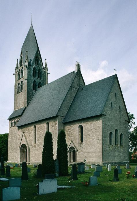 Dalhems kyrka
