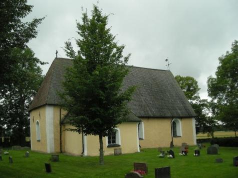 Hacksta kyrka