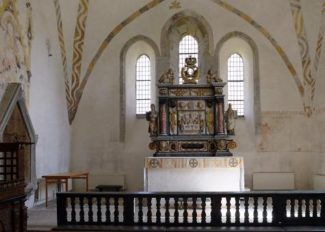 Väskinde kyrka