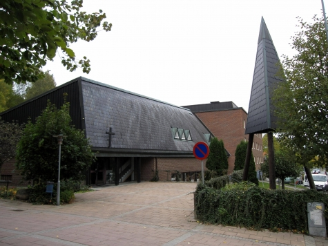 Centrumkyrkan Tumba