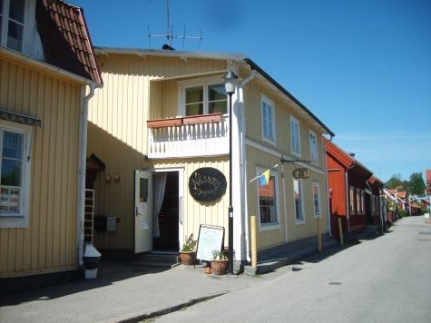 Mekka konditori Trosa, Nilssons Bageri