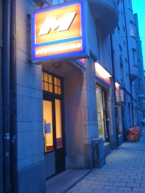 utanför hitta brud underkastelse nära Stockholm