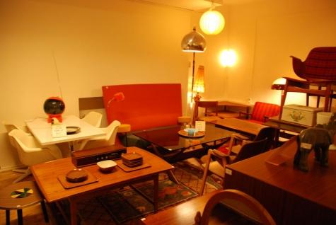 Vardagsrum Retro : Vintagekartan � wanjas vardagsrum möbler