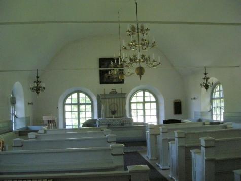 Långvinds kapell