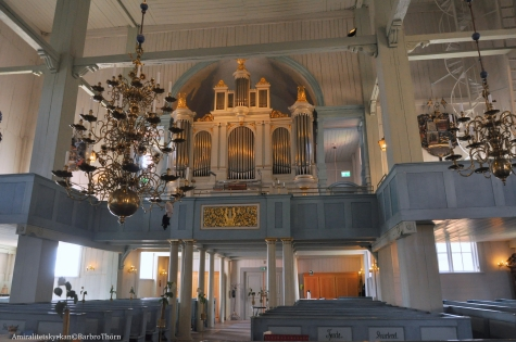 Kungliga Amiralitetskyrkan Ulrica Pia