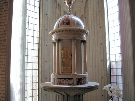 S:ta Eugenia Katolska kyrka
