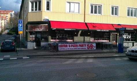 Sofra Grillkök och Bar