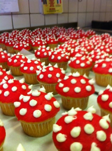 Muffinsfabriken