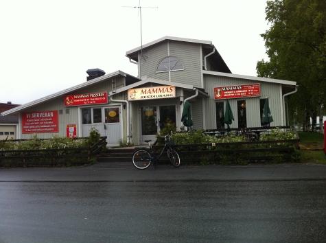 Mammas Restaurang, Pizzeria & Catering