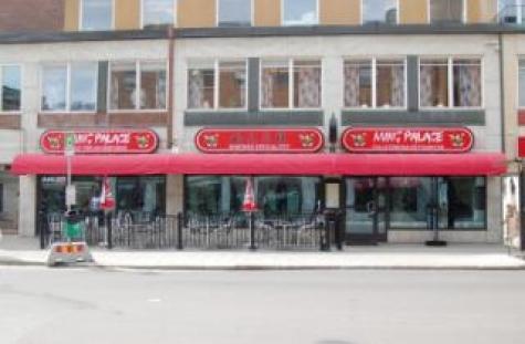 Ming Palace Restaurang