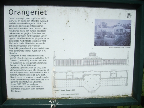 Tullgarns Orangeri