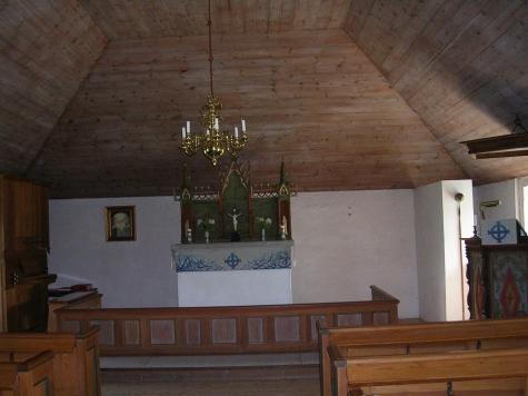 Hallshuks kapell