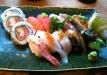 En stor sushi