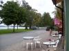 utsikt över vattnet mot Stjärnsunds slott