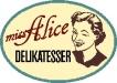 Miss Alice på Tomatens hus - Delikatesser och tillbehör som sätter guldkant på tillvaron!